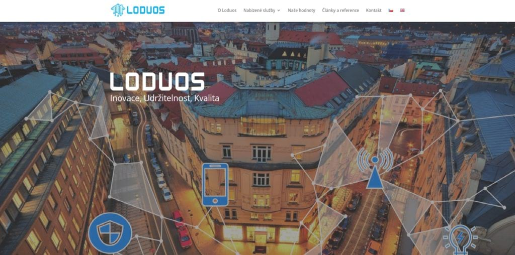Loduos - Innovation, Sustainability, Quality
