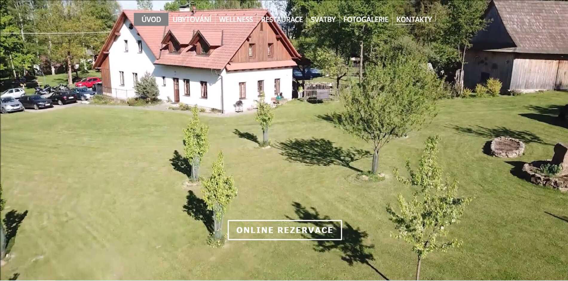Pension Klokočí | Pension Vysočina
