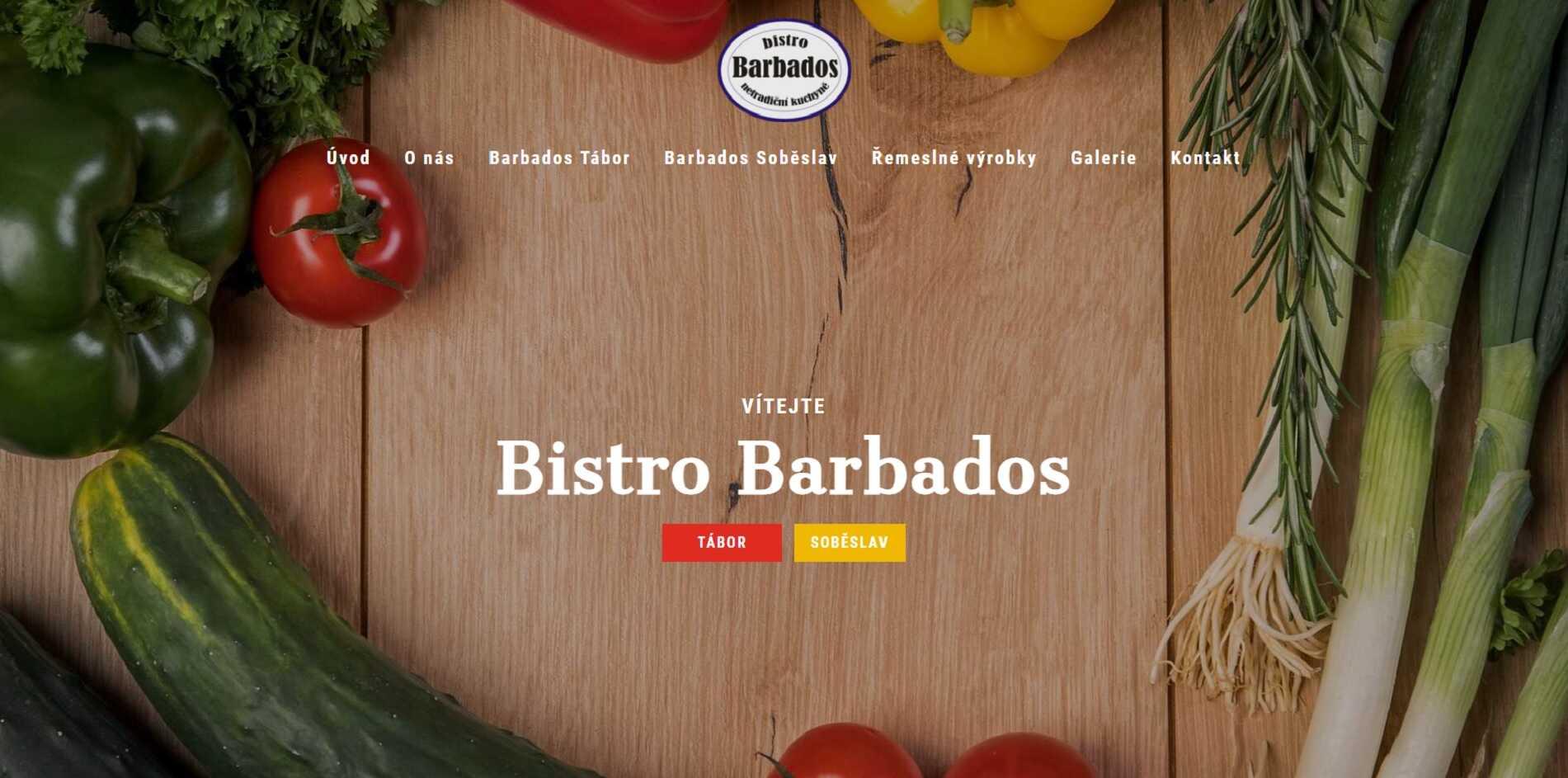 Bistro barbados - obědové bistro